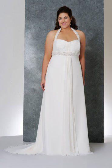Brautmode und styling in xxl brautkleider in gro en for Brautschau xxl