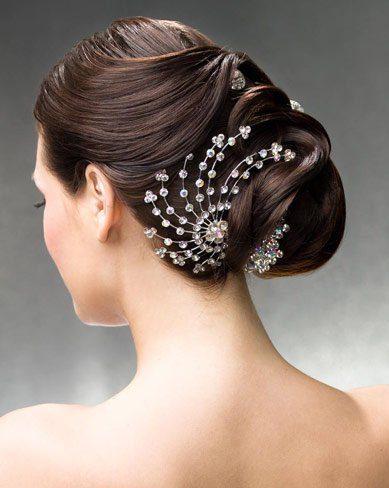 Ideen Fur Deinen Haarschmuck Brautaccessoires Hochzeitsguide