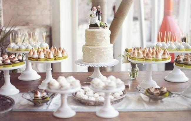Tortenformen Hochzeitsguide