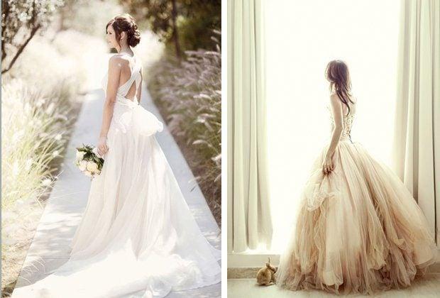 Hochzeitskleid elfe