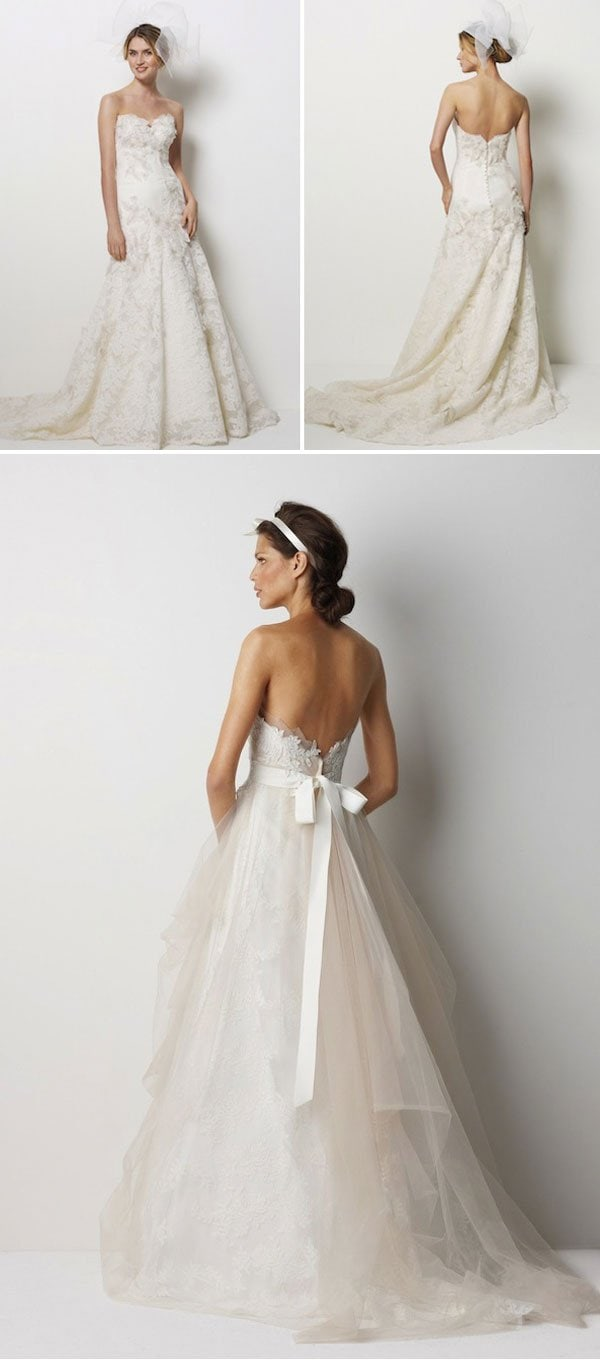 Bezaubernde Brautkleider des amerikanischen Labels Vatana Watters ...
