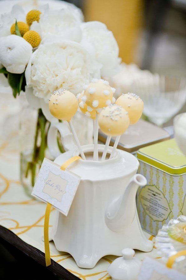 Lemon Dessert Table06