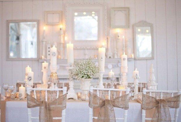 Stilvolle Hochzeitsdekoration - Hochzeitsguide