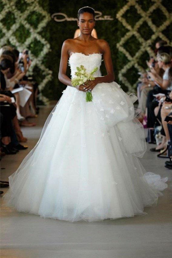 Oscar de la Renta, Brautmodenkollektion 2013, bridal spring 2013 ...