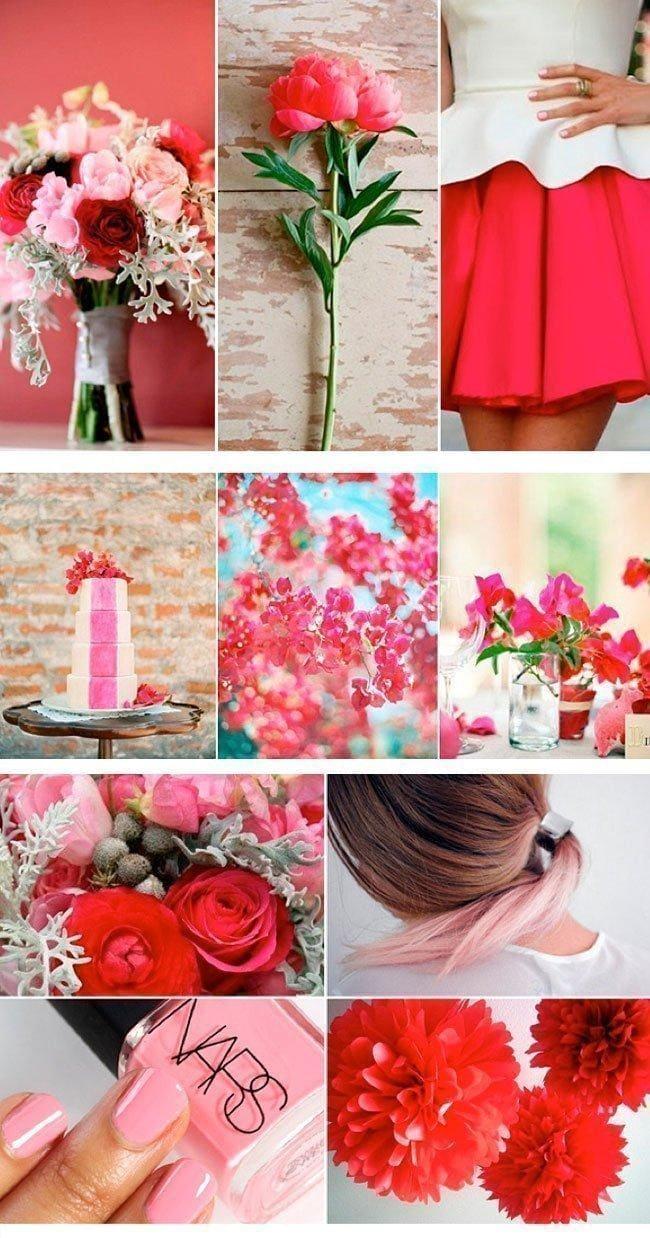 hochzeitsdeko rot rosa die besten momente der hochzeit. Black Bedroom Furniture Sets. Home Design Ideas
