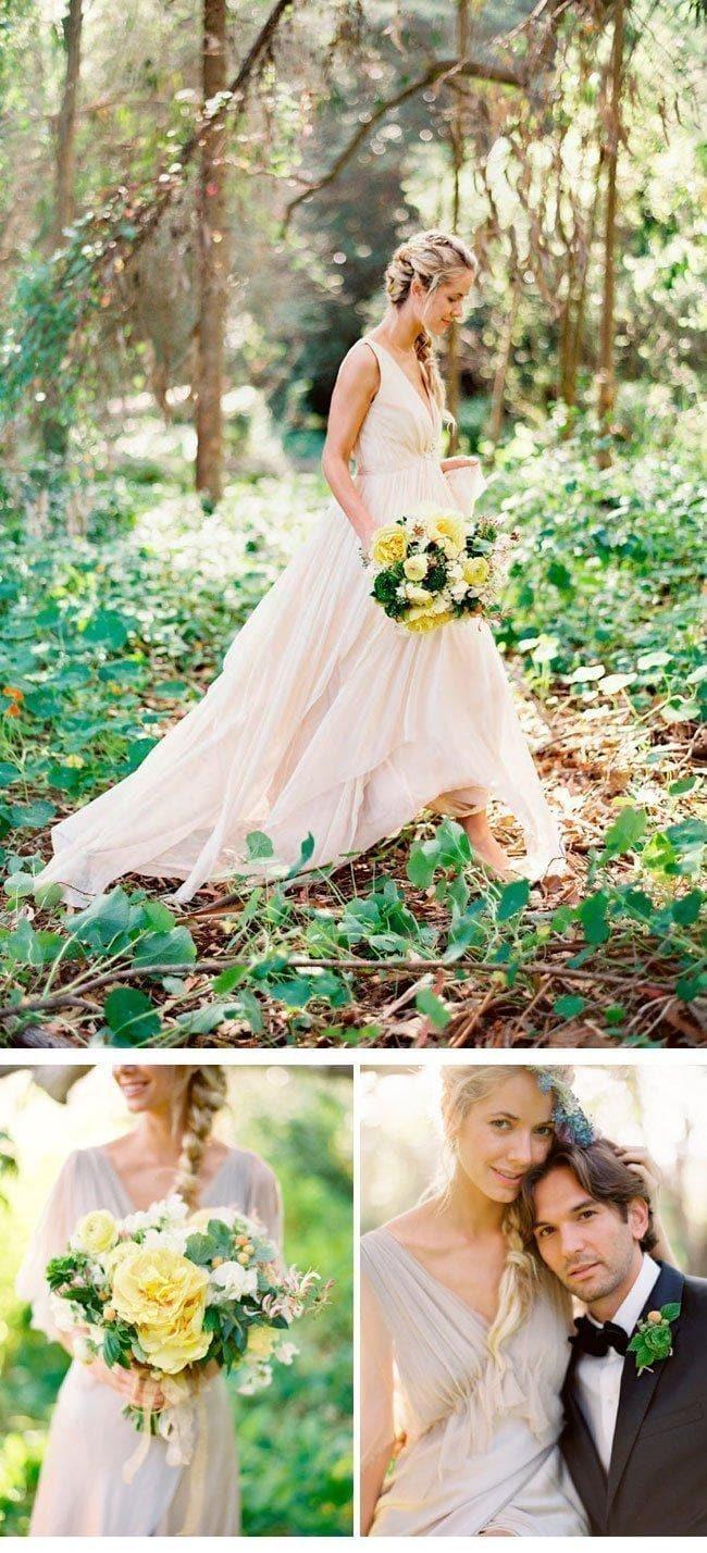 Inspirations-Hochzeitsshooting von Jose Villa - Hochzeitsguide