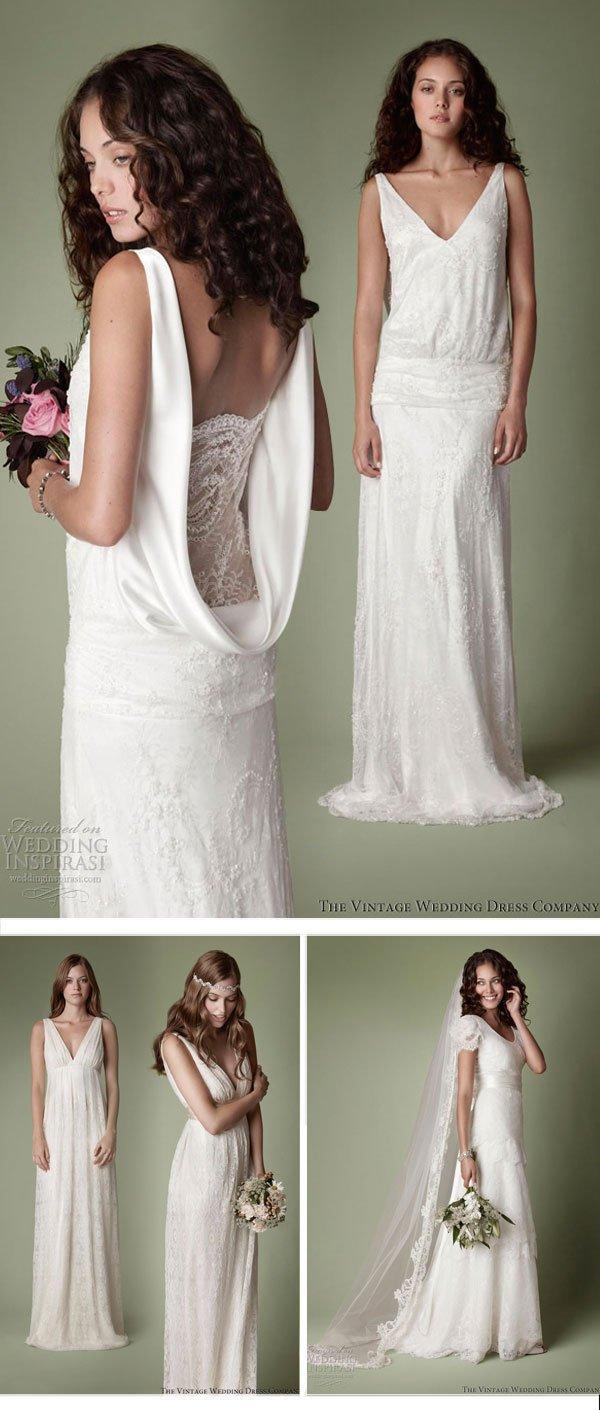 the vintage wedding dress company vintage brautkleider hochzeitsguide. Black Bedroom Furniture Sets. Home Design Ideas