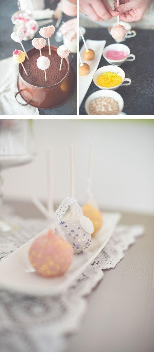 silvies cake pops8 wedding cakes
