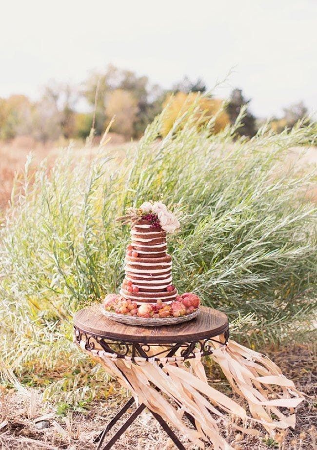 autumnshoot16 wedding cake