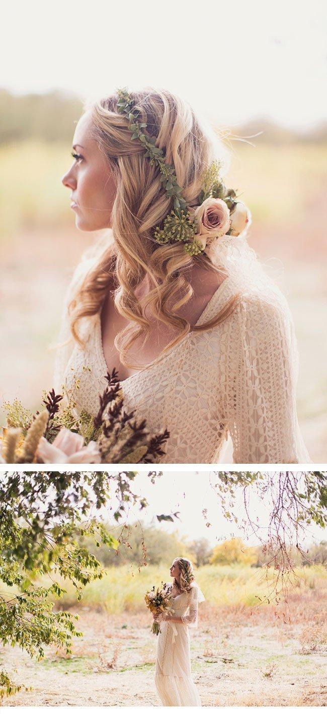 autumnshoot7 blumen-haarkranz