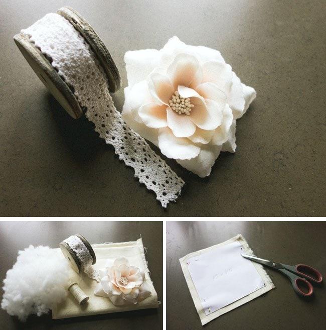 Ringkissen Zum Selbermachen Hochzeitsguide