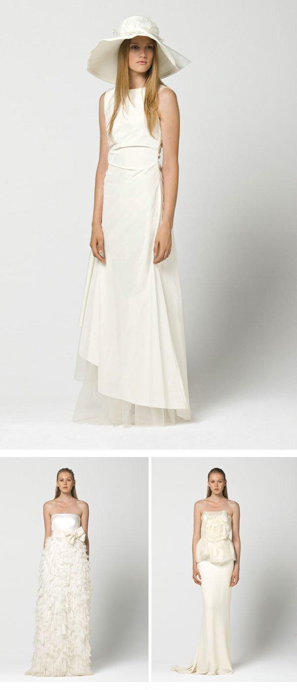 MaxMara Bridal 2013 Brautkleider-Kollektion - Hochzeitsguide