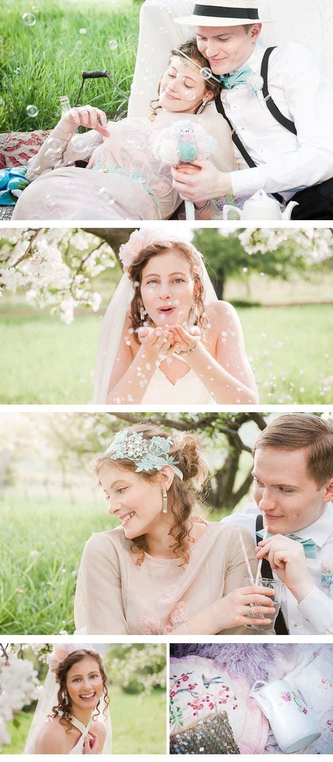 wedding picknick7-vintage styled shoot