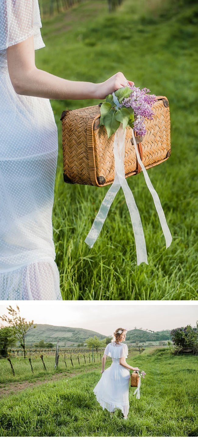 wedding picknick8-vintage styled shoot