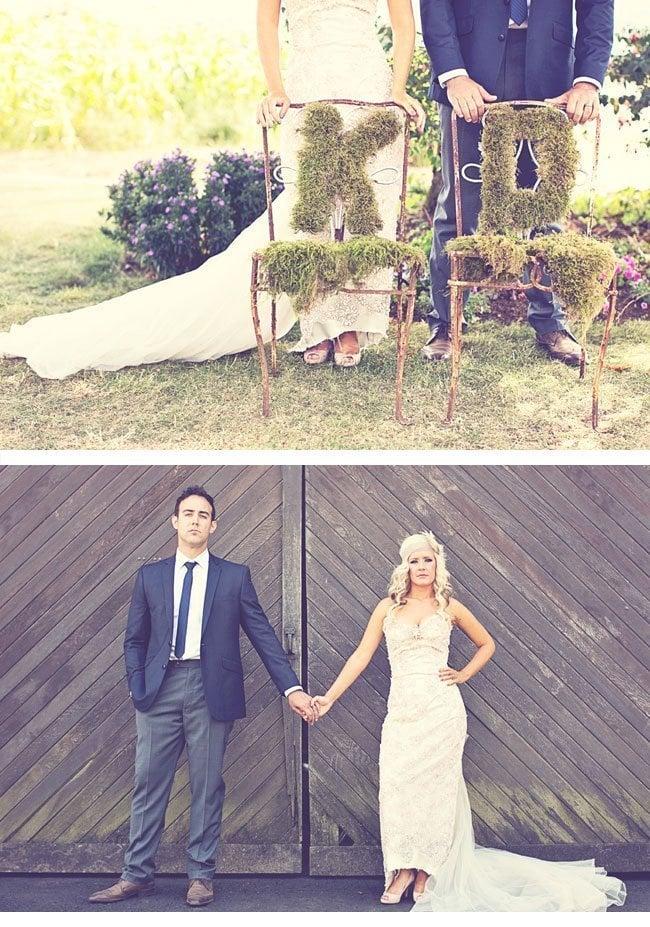 Vintage Hochzeit In Der Scheune Mit Katie Und Dominic Von Anthem