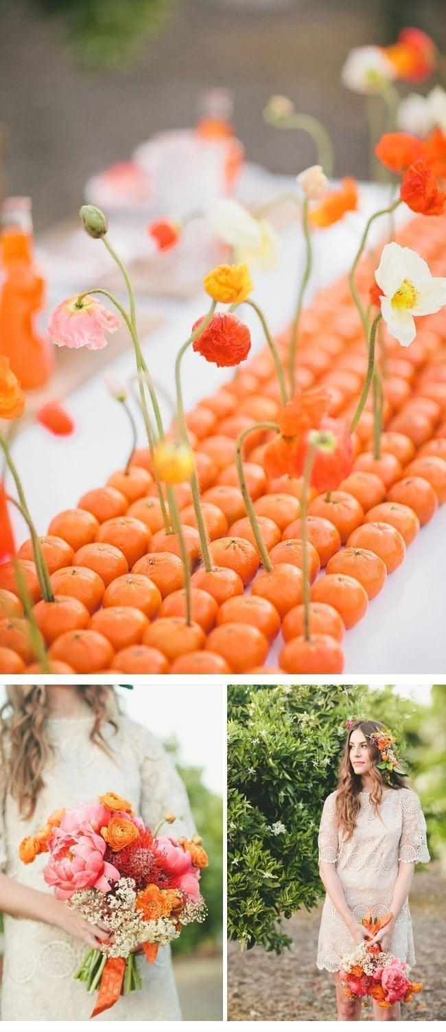orange crush4-hochzeitsdekoration in orange