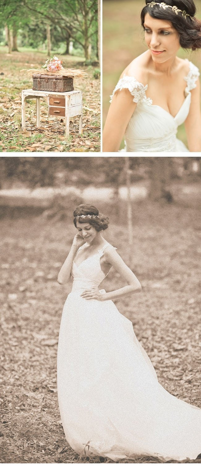 rustic vintage10-vintage bride