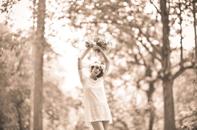 rustic vintage19-vintage bride