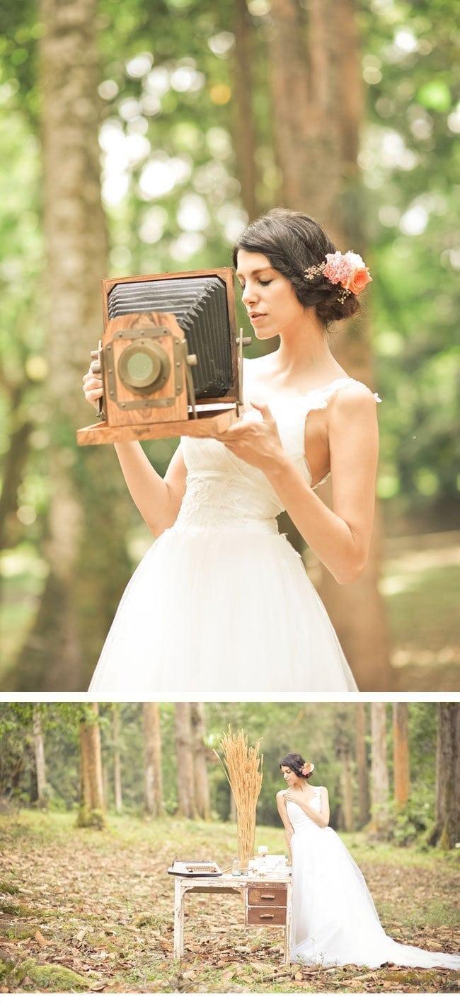 rustic vintage7-vintage bride
