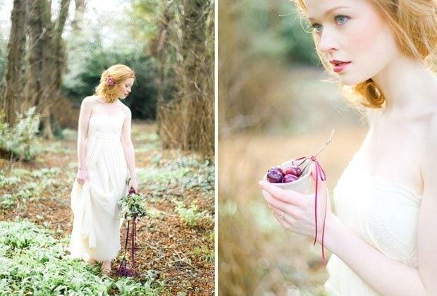 Irisches Inspirationsshooting auf Killruddery House von Brumley & Wells