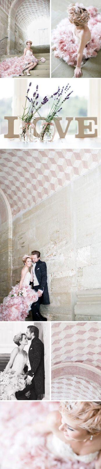 Romantische Märchenhochzeit von Pausin Fotografie