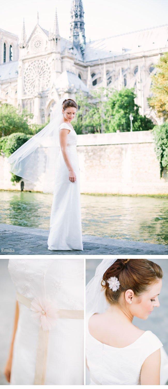 Moderne Brautkleider Kollektion 2014 von noni