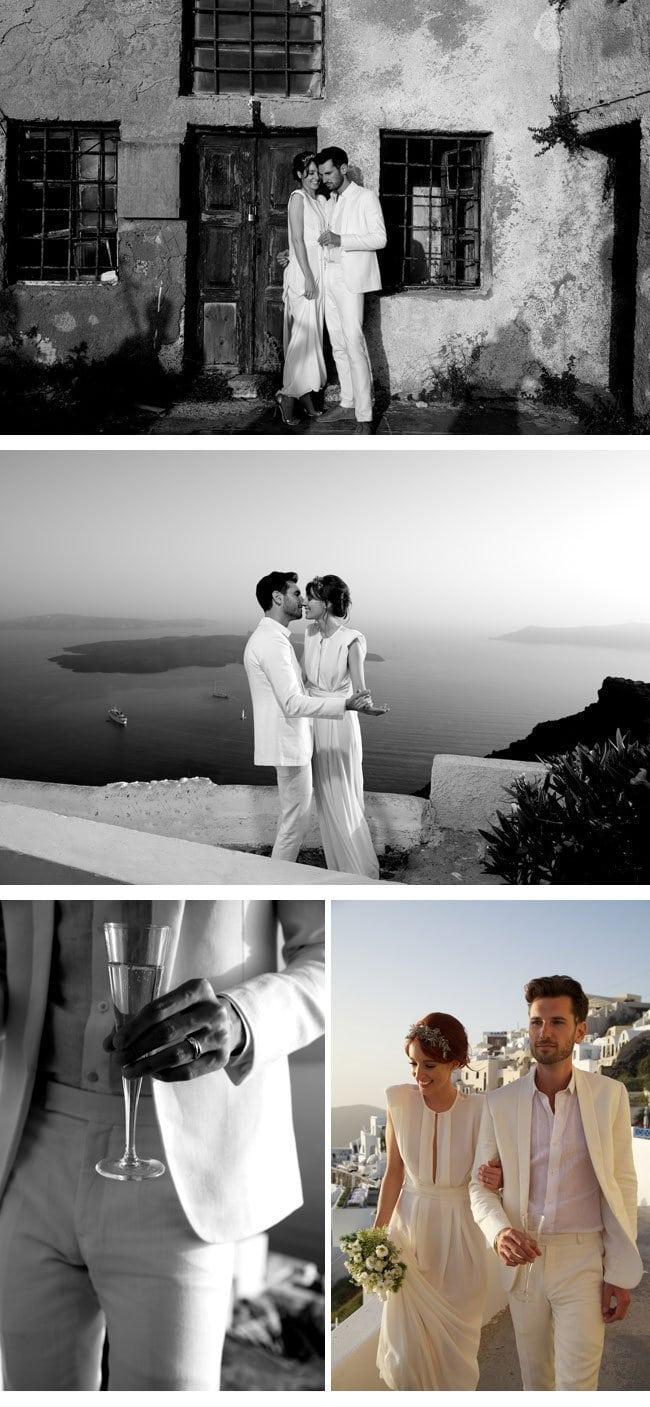 amelia henryk12-heiraten auf santorin