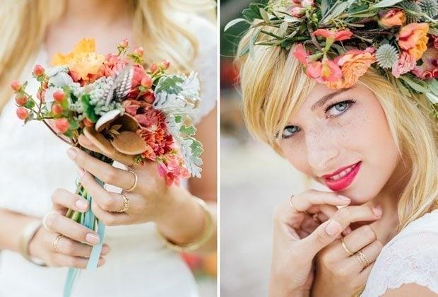 Bohemian Shooting von Die Hochzeitsfotografen