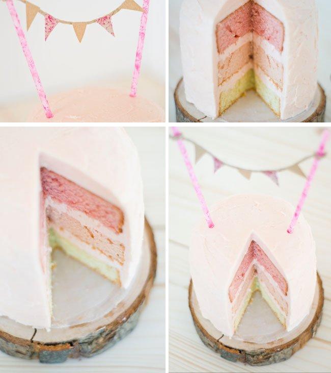 ombre cake4-DIY-Wedding-Inspiration