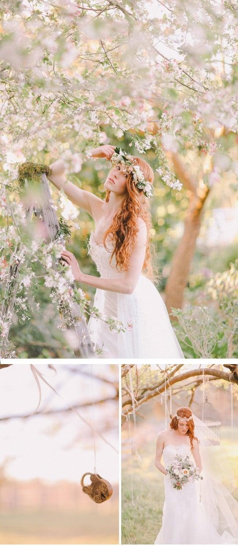 enchanted garden15-Hochzeitsinpirationen