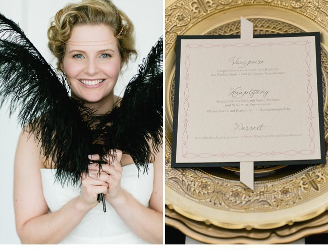 gold black wedding inspiration 0019