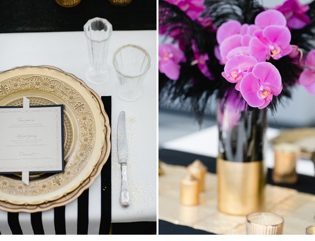 gold black wedding inspiration 0021