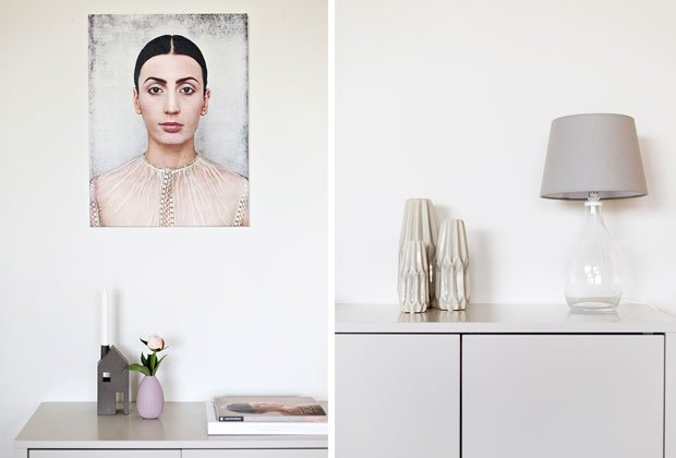 sch nes wohnen mit billy hells von melanie nedelko vom wiener wohnsinn. Black Bedroom Furniture Sets. Home Design Ideas