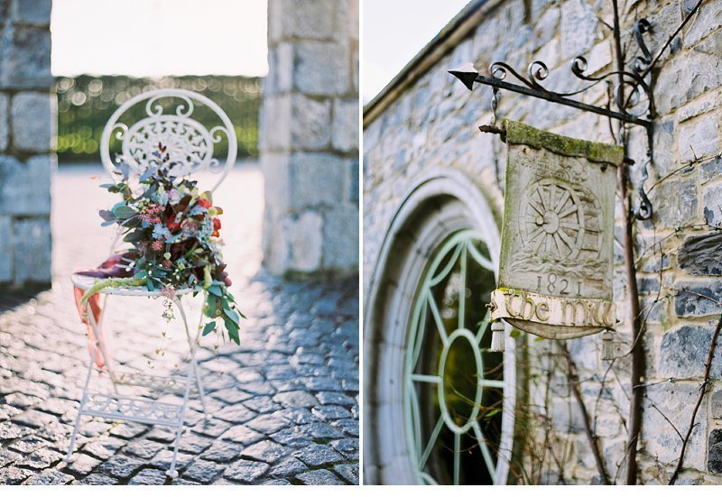 aine ross woodland wedding inspiration 0016a