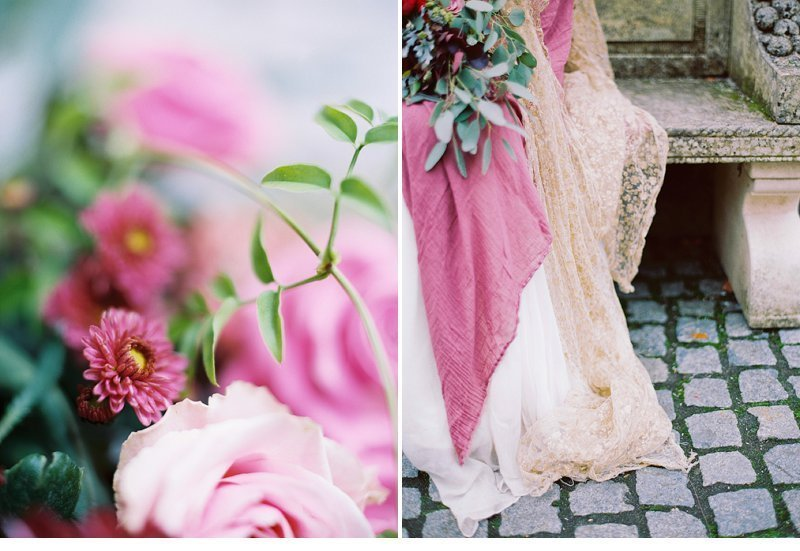 aine ross woodland wedding inspiration 0031