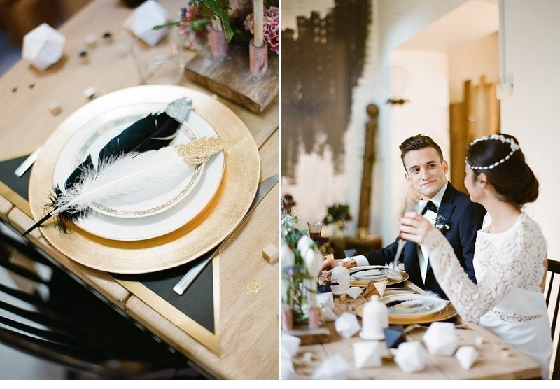 industrial loft wedding inspiration 0004