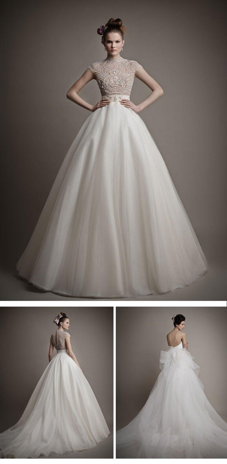 Glamouröse Ersa Atelier Brautkleider Kollektion 2015