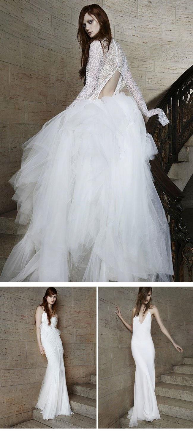 vera wang bridal spring2015-2