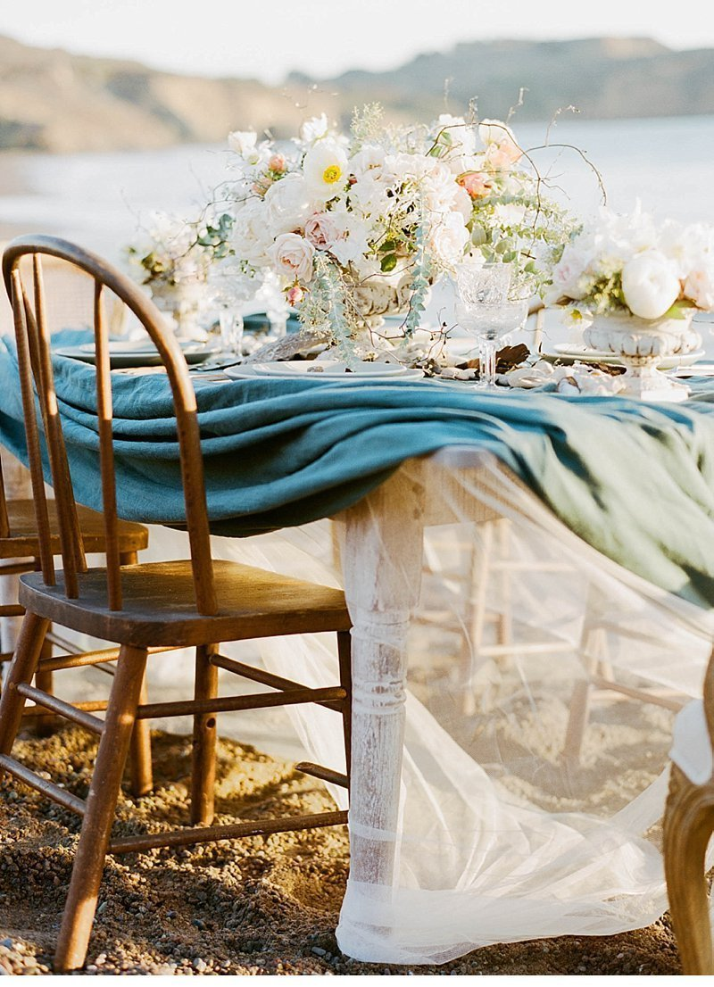 elegant beach wedding inspiration 0004