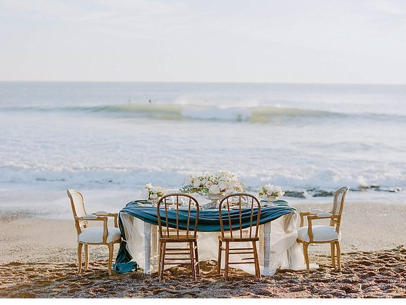 elegant beach wedding inspiration 0006