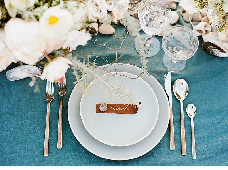 elegant beach wedding inspiration 0013