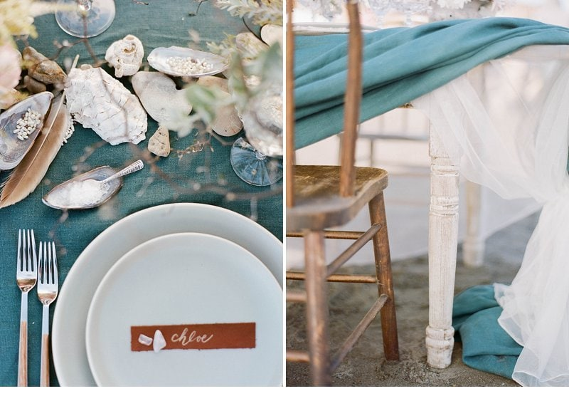 elegant beach wedding inspiration 0016