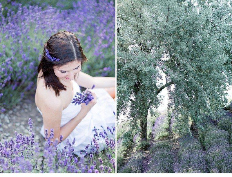 Cansu Onur engagement Lavendelfeld 0006