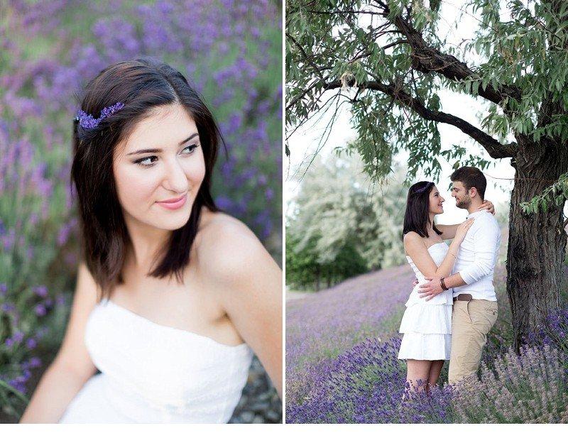 Cansu Onur engagement Lavendelfeld 0012