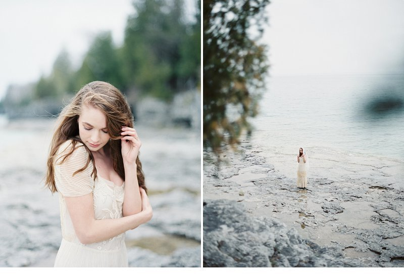 cave point bridal beach shoot 0020
