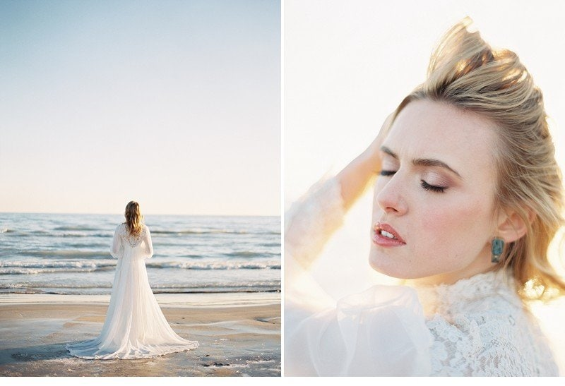 sea sand bridal wedding inspiration 0004c
