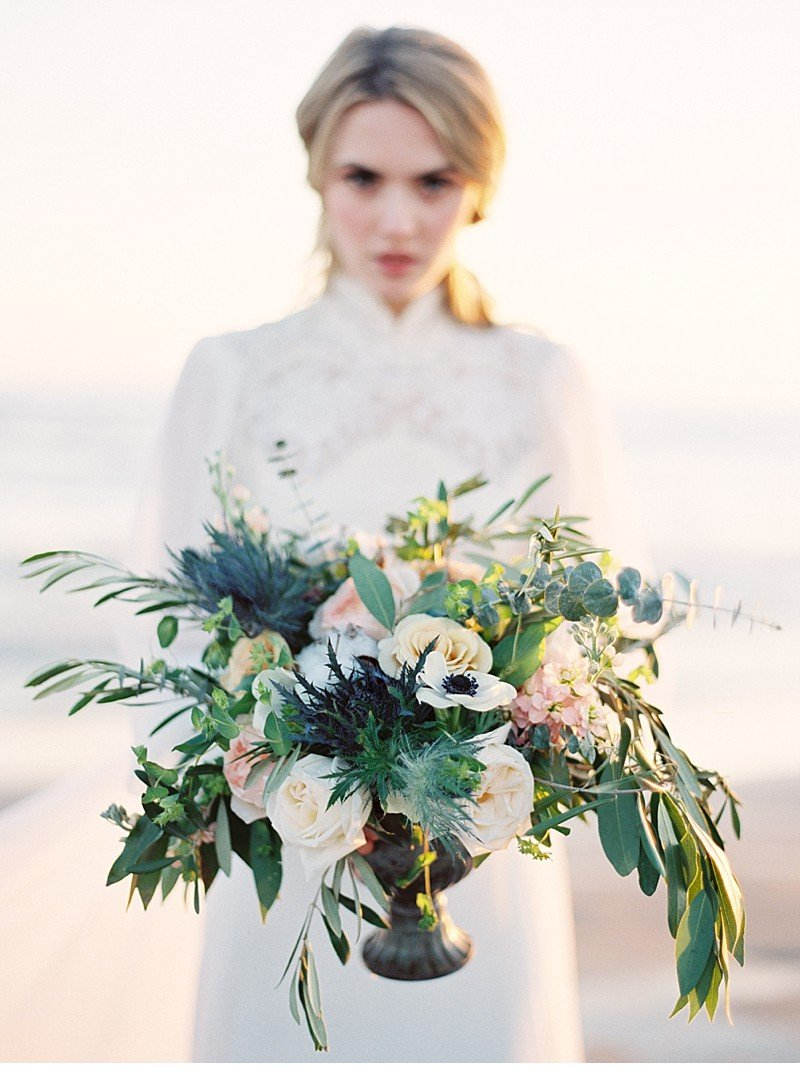 sea sand bridal wedding inspiration 0006
