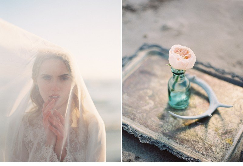 sea sand bridal wedding inspiration 0019