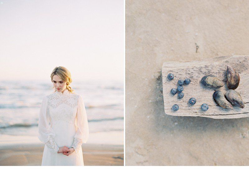 sea sand bridal wedding inspiration 0027