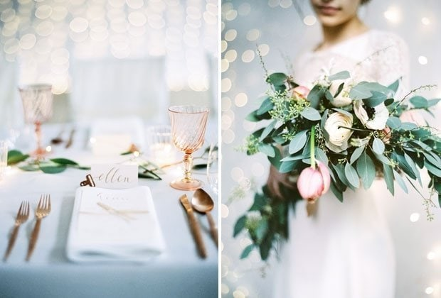 Urban Loft Wedding Inspiration of Pia Clodi by peaches & mint